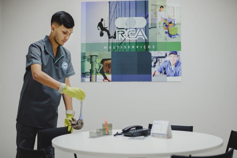 Empresa de faxina em empresas
