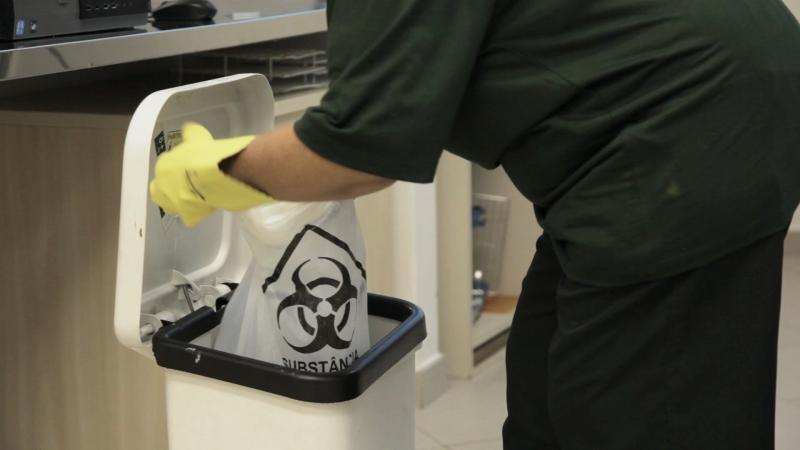 Empresa de limpeza hospitalar sp