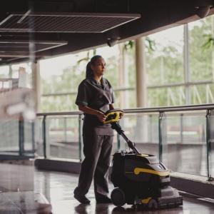Serviço de limpeza terceirizado preço